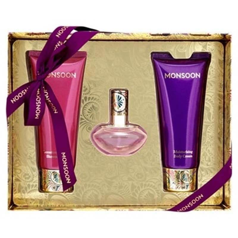 Monsoon monsoon eau de toilette 30ml gift set for Monsoon de