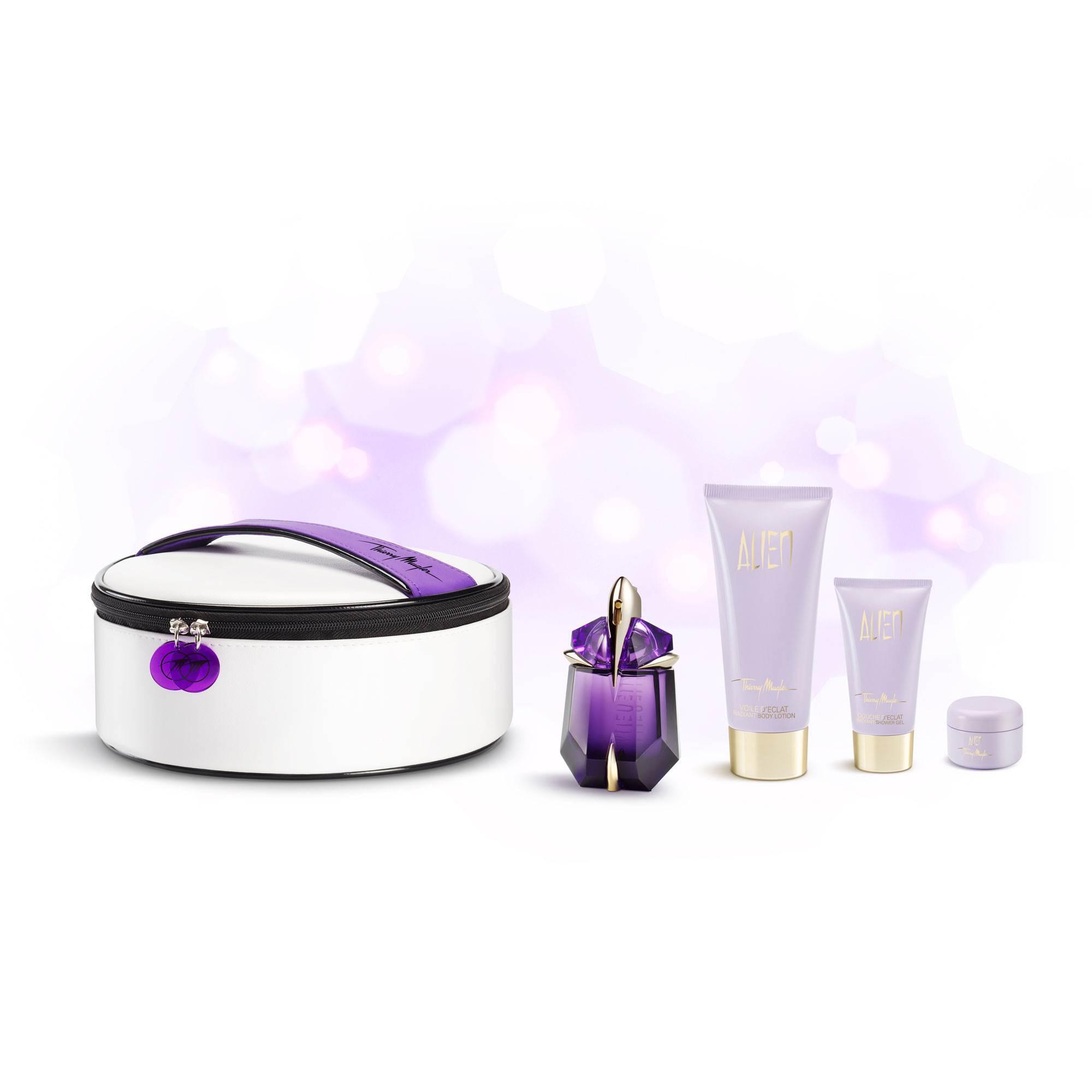 mugler alien eau de parfum 30ml gift set. Black Bedroom Furniture Sets. Home Design Ideas