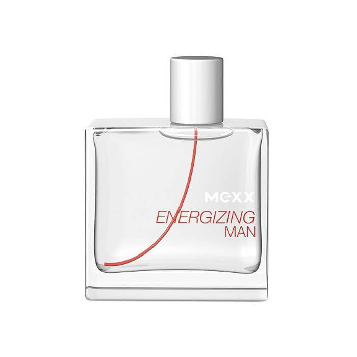 Mexx Energising Eau De Toilette 50ml Spray - Energ