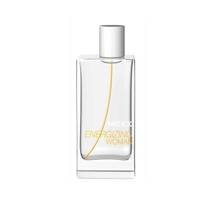 Mexx Energising Woman Eau De Toilette 50ml Spray -