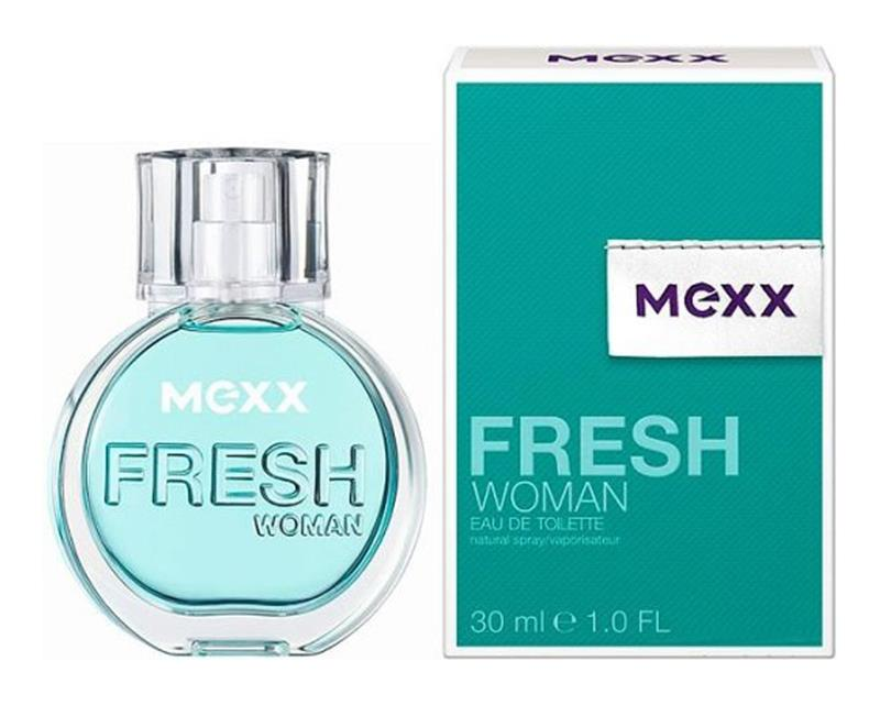 Mexx Fresh Eau De Toilette 30ml Spray - Eau De Toi