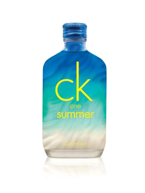 calvin klein ck one summer eau de toilette 100ml spray