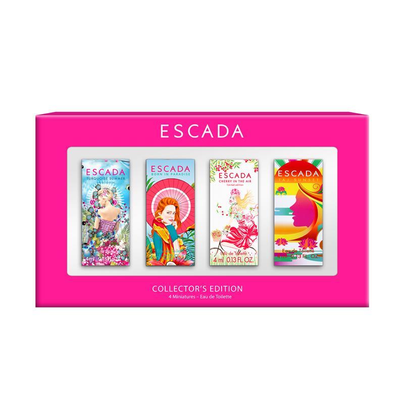 Escada Mixed Mini Sets Eau De Toilette 16ml Gift Set