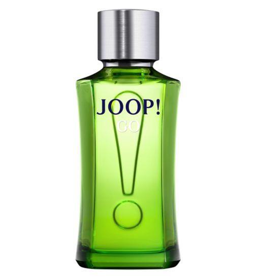 Joop! Go Eau De Toilette 200ml Spray - Opening wit