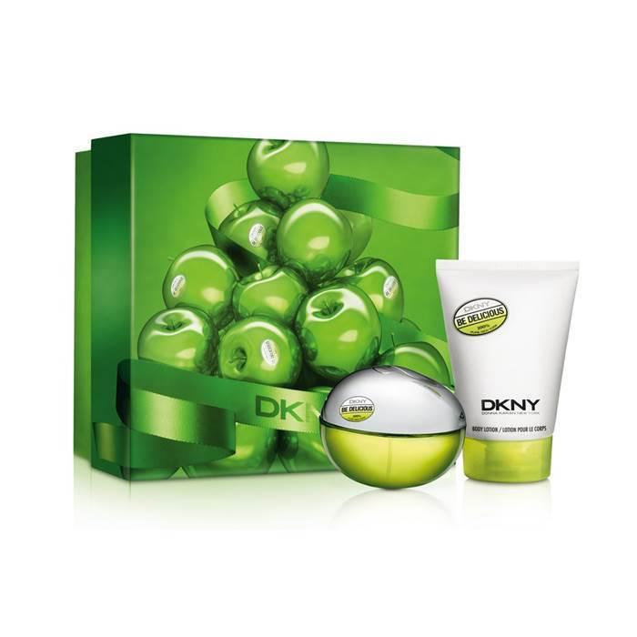 DKNY Be Delicious Eau De Parfum 50ml Gift Set - DK