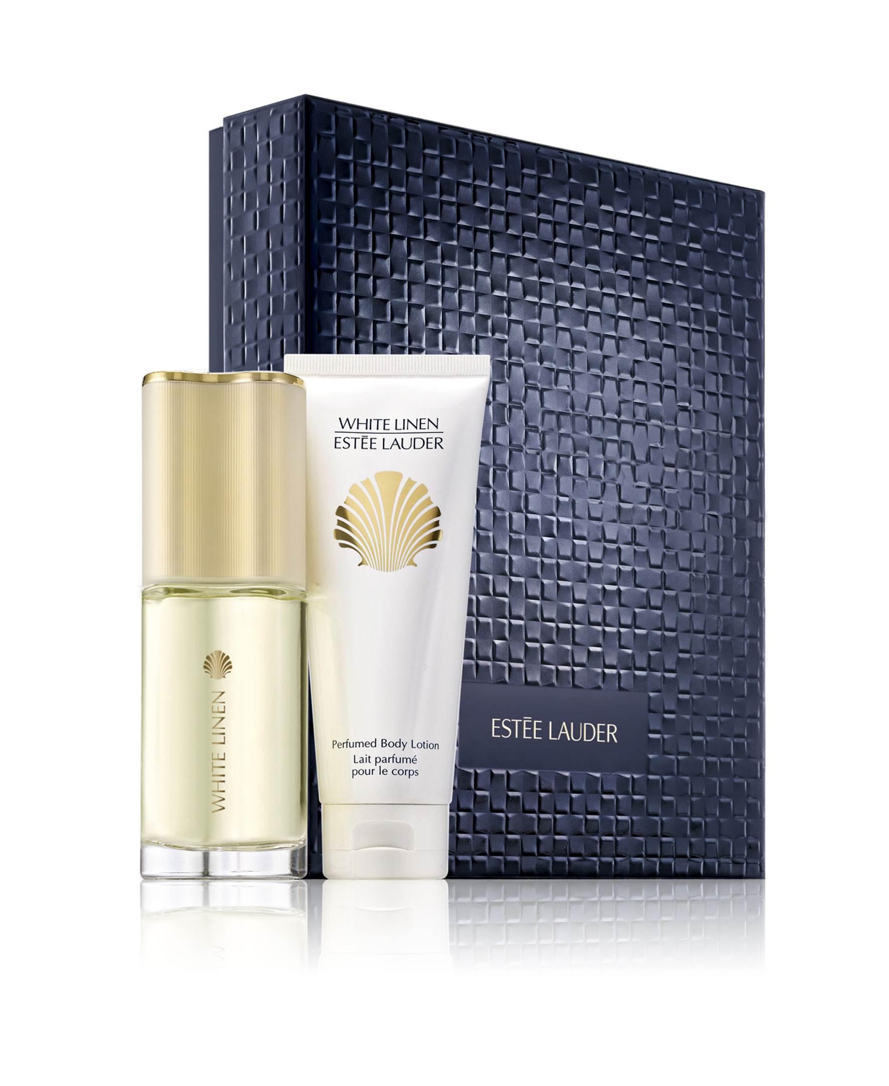 Est 233 E Lauder White Linen Eau De Parfum 60ml Gift Set