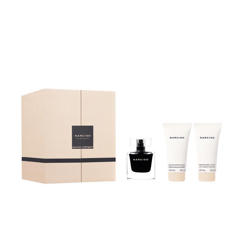 narciso rodriguez narciso eau de toilette 50ml gift set. Black Bedroom Furniture Sets. Home Design Ideas